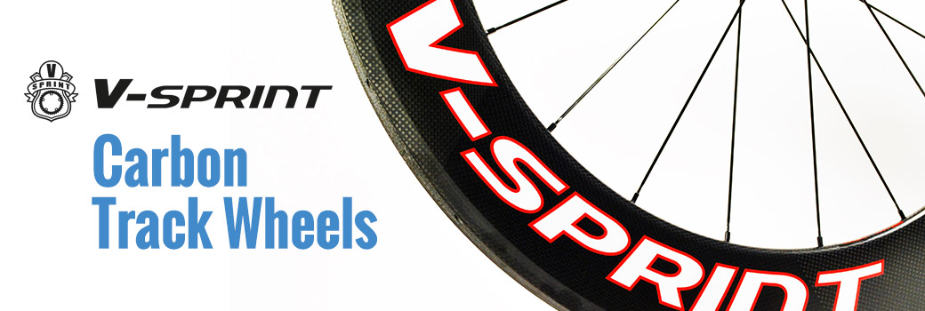 V-Sprint Carbon Track Wheels