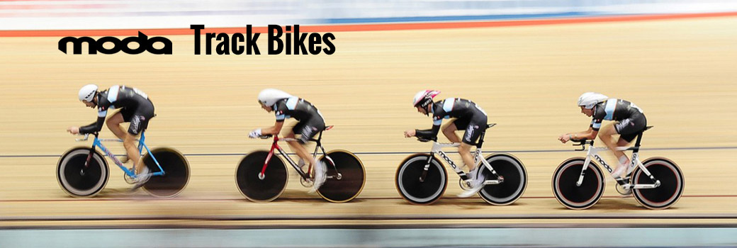 Moda Track Bikes now available at V-Sprint