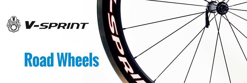 Carbon and Alloy Road Cycling Wheels