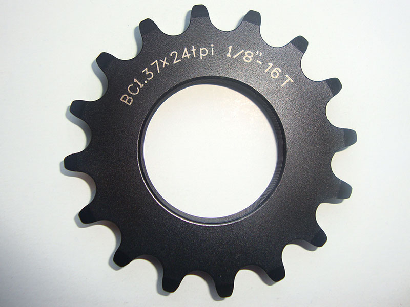 v-sprint fixed sprockets