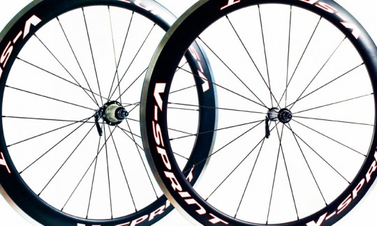Carbon & Alloy Road Wheels