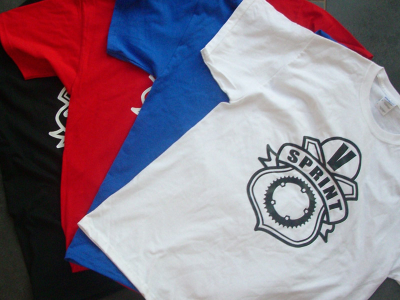 v-sprint tshirts