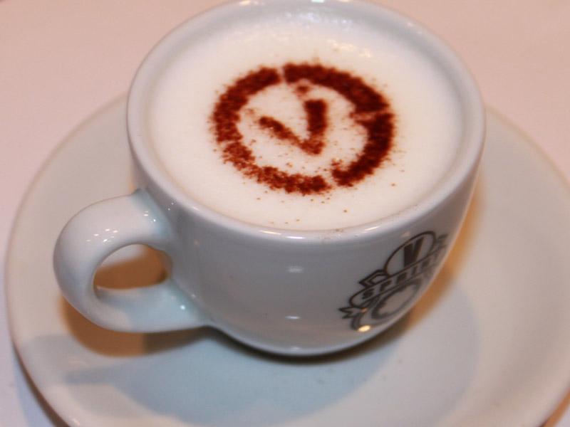 velodrome espresso coffee set