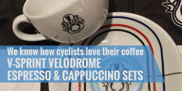 V-Sprint Velodrome Coffee Sets