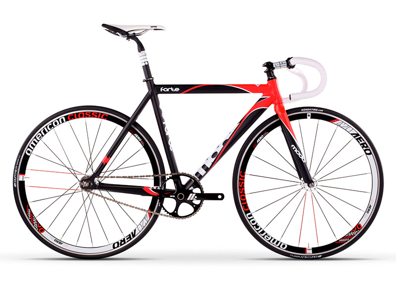 Moda Forte Track Bike