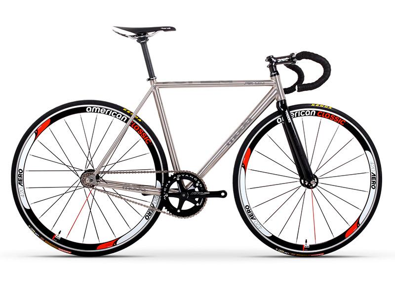 Moda Senza Track Bike